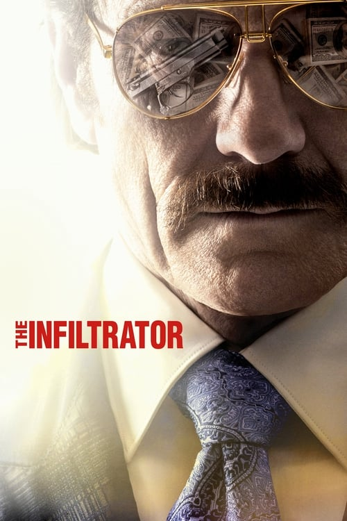 The Infiltrator  - Poster