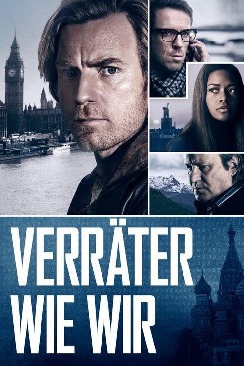 Poster von Verräter wie wir