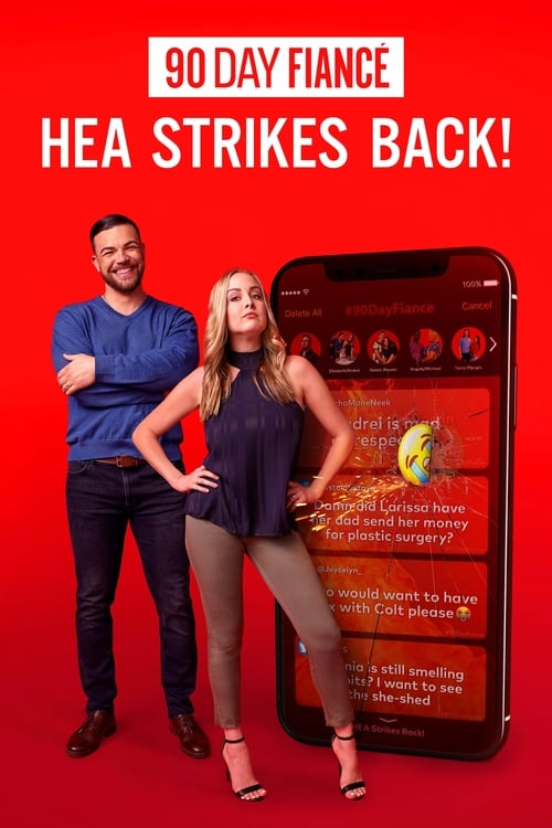Image 90 Day Fiancé: HEA Strikes Back!