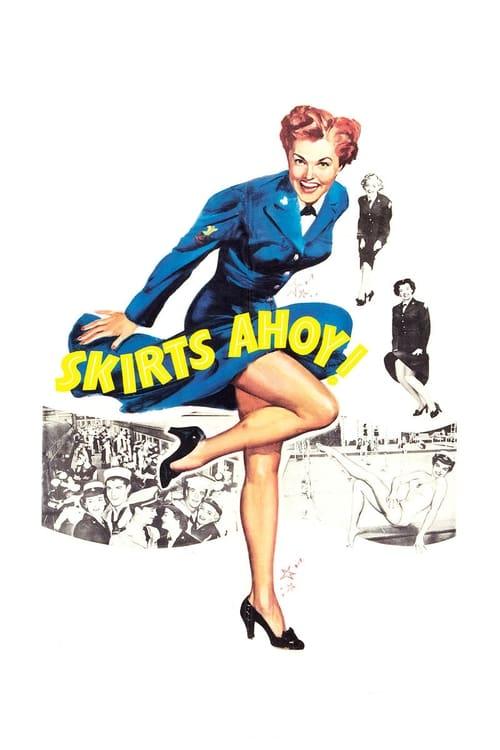 Ver pelicula Skirts Ahoy! Online