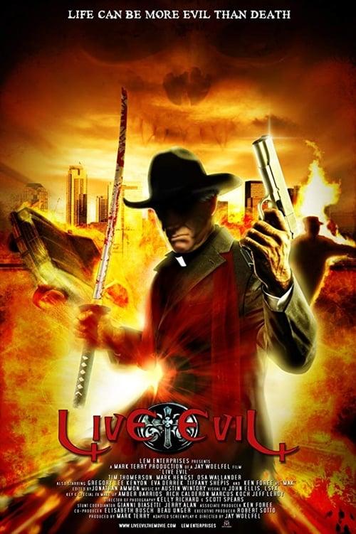 Mira La Película Live Evil En Línea