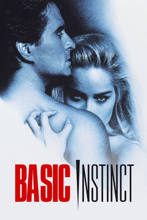 The poster of Basic Instinct