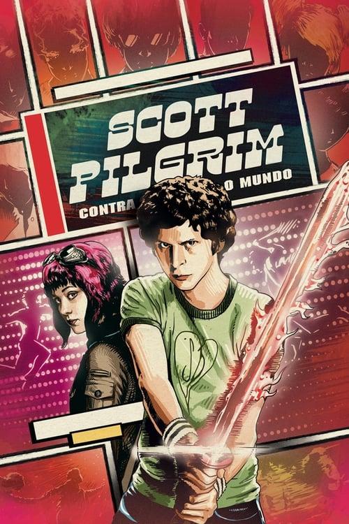 Assistir Scott Pilgrim Contra o Mundo - HD 720p Dublado Online Grátis HD