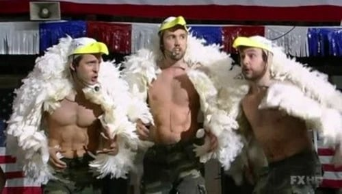 It's Always Sunny in Philadelphia - Season 5 - Episode 7: The Gang Wrestles for the Troops