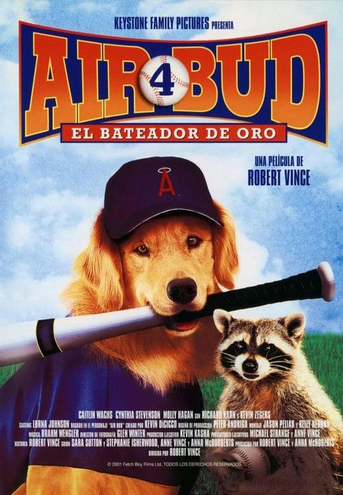 Mira La Película Air Bud 4: El bateador de oro En Buena Calidad Gratis
