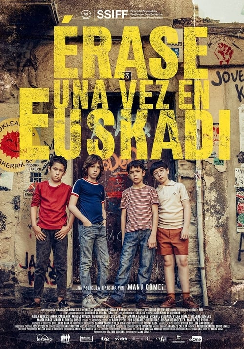 Once Upon a Time in Euskadi (2021) Poster