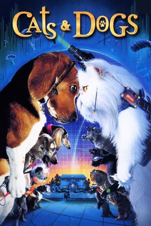 Cats & Dogs film en streaming