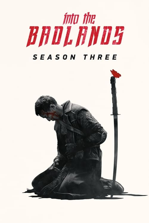 Into the Badlands (2015-2019) Poster