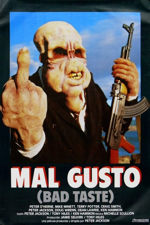 Película Mal Gusto (Bad Taste) En Buena Calidad Hd