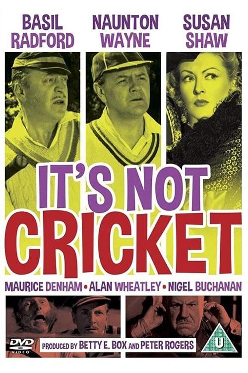 Assistir It's Not Cricket Em Boa Qualidade Hd 1080p