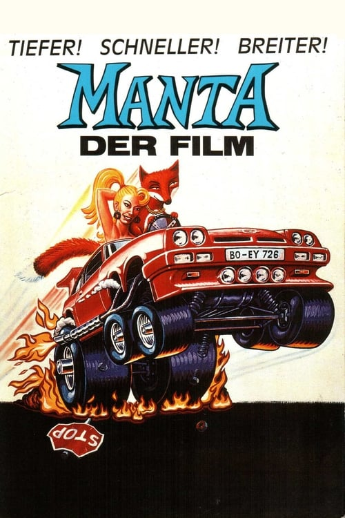 Poster von Manta - Der Film