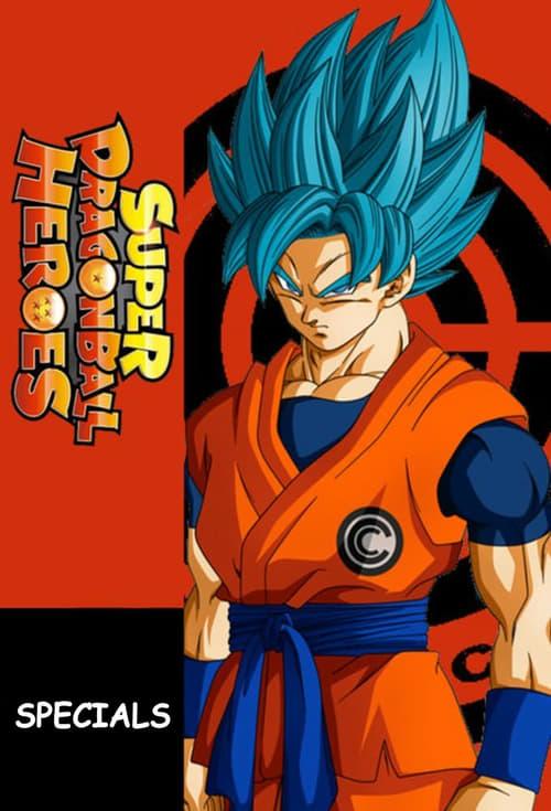 Super Dragon Ball Heroes: Specials