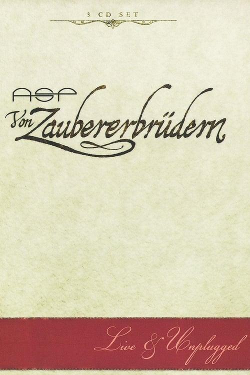 ASP: Von Zaubererbrüdern - Live & Unplugged poster