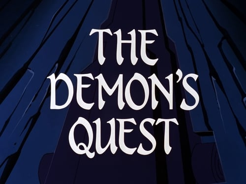 Batman: The Animated Series: Season 1 – Episod The Demon's Quest (1)