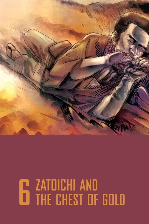 Zatoichi and the Chest of Gold (1964) Poster