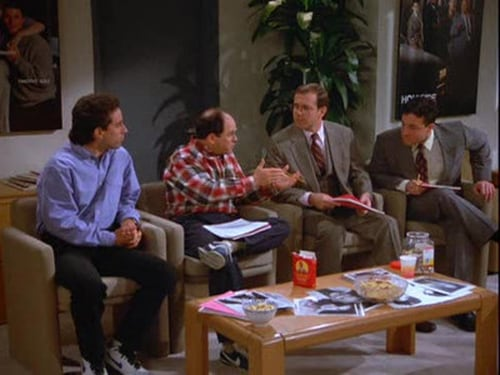 Seinfeld 1993 720p Webdl: Season 4 – Episode The Pilot (Part 1)