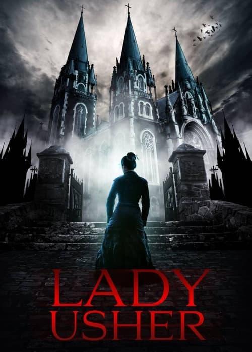 Lady Usher Poster
