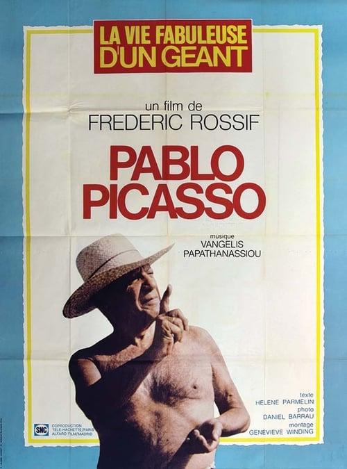 Pablo Picasso Painter (1982)