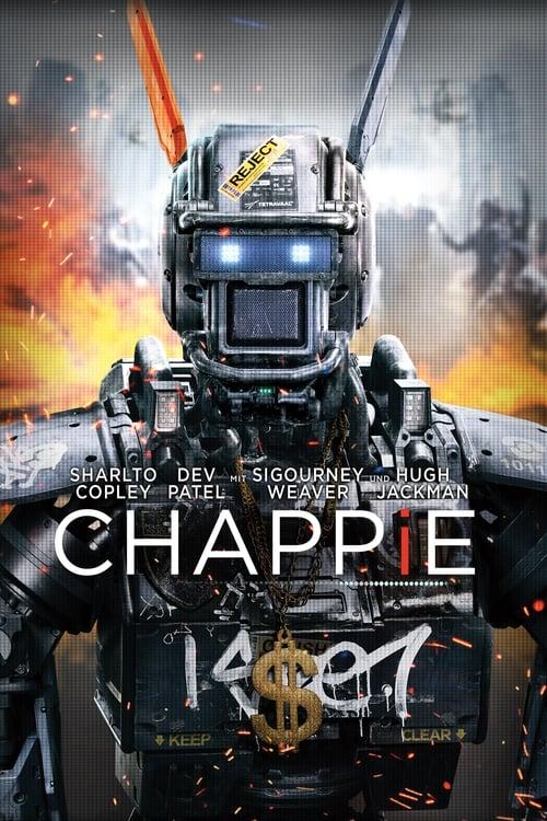 Poster von Chappie