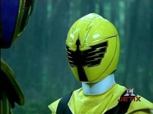 Power Rangers: Mystic Force – Episod Hard Heads