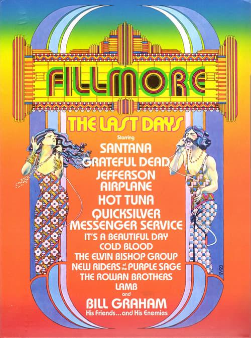 Fillmore The Last Days MEGA