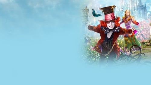 Alice Through the Looking Glass - It's time for a little madness. - Azwaad Movie Database