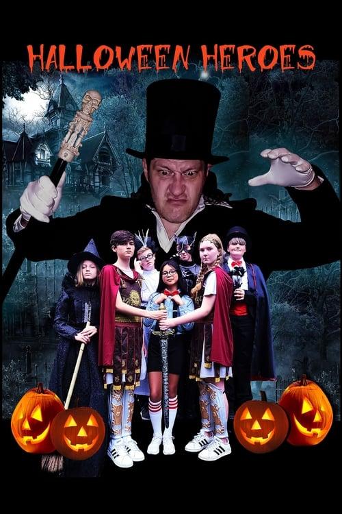 Assistir Halloween Heroes