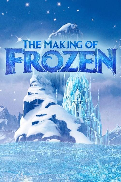 Film The Making of Frozen Dabovaný V Češtině