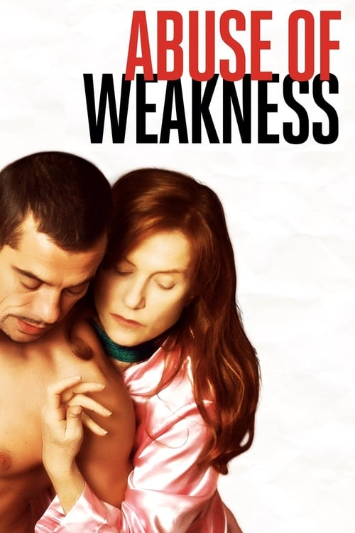 The poster of Abuse of Weakness