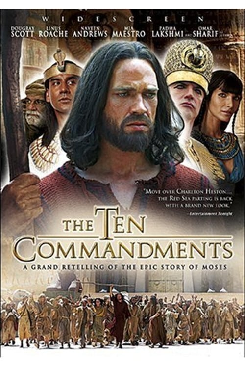 Mira La Película The Ten Commandments Doblada Por Completo