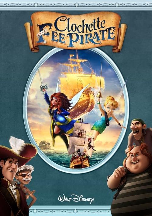 [1080p] Clochette et la fée pirate (2014) Streaming HD FR