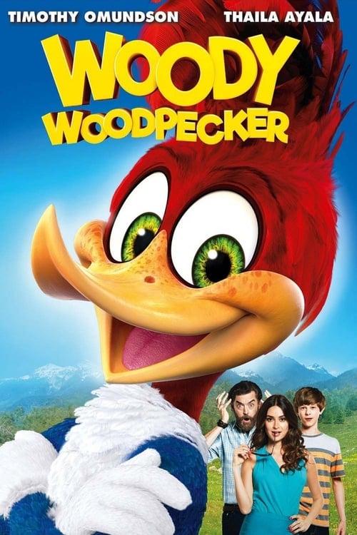 Voir Woody Woodpecker, le film (2017) streaming vf hd