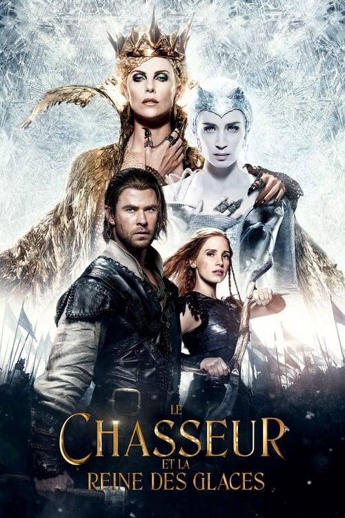 [FR] Le Chasseur et la reine des glaces (2016) streaming Amazon Prime Video