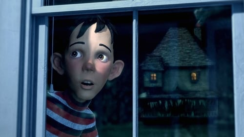 Monster House - The house is . . . alive! - Azwaad Movie Database