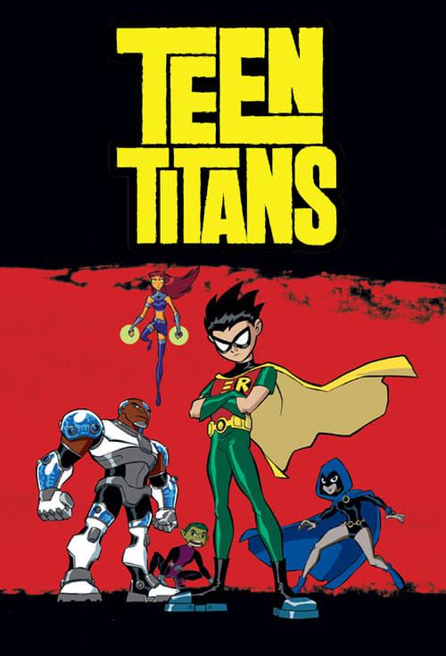 Teen Titans-Azwaad Movie Database