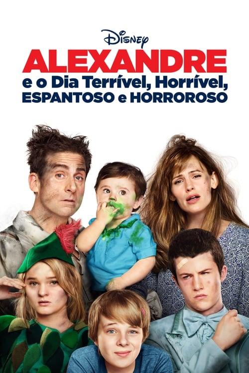 Assistir Alexandre e o Dia Terrível, Horrível, Espantoso e Horroroso - HD 720p Dublado Online Grátis HD