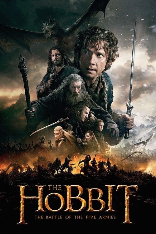 The Hobbit 3 The Battle of the Five Armies (2014) เดอะ ฮอบบิท 3 สงคราม 5 ทัพ
