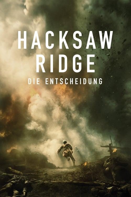 Hacksaw Ridge – Die Entscheidung - Poster