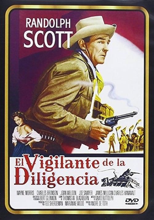 Película El Vigilante de la diligencia Doblado Completo