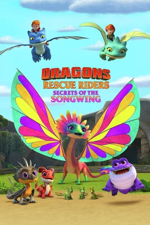 Image Dragons: Rescue Riders: Secrets of the Songwing