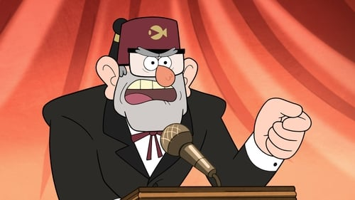 Gravity Falls: Season 2 – Épisode The Stanchurian Candidate
