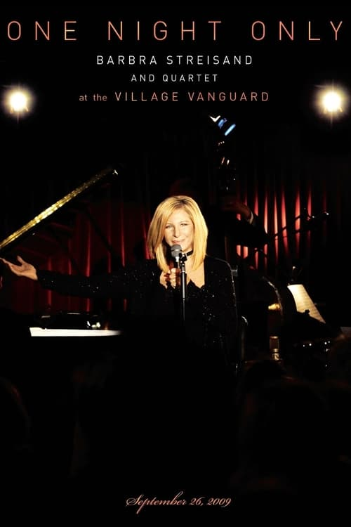 Assistir Filme One Night Only at The Village Vanguard Completo
