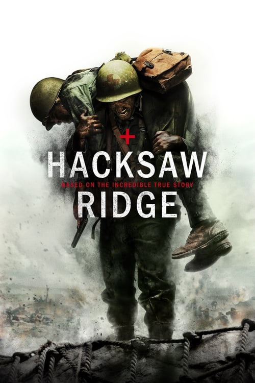 Largescale poster for Hacksaw Ridge