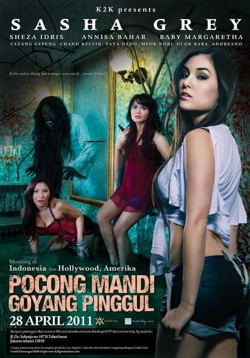 WATCH LIVE Pocong Mandi Goyang Pinggul