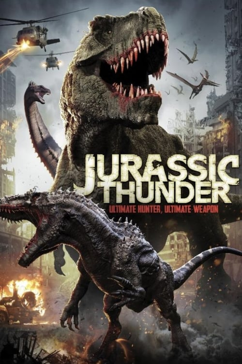 Download Jurassic Thunder (2019) Best Quality Movie