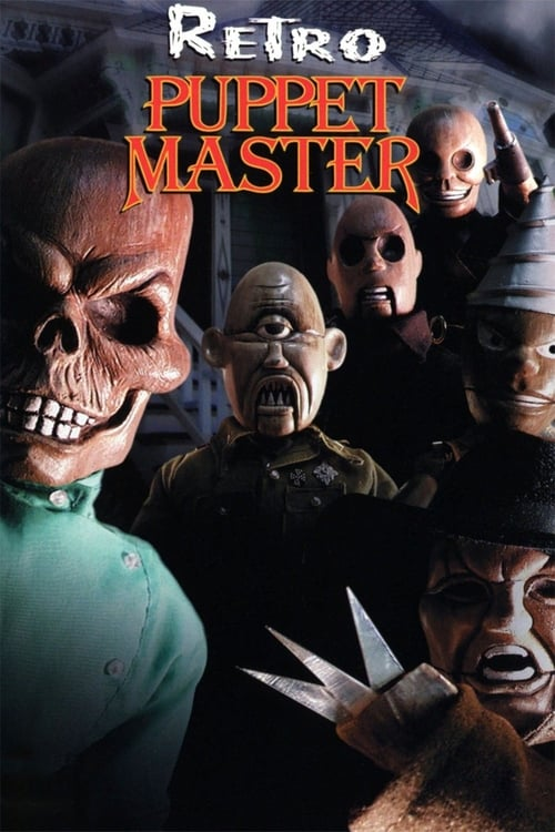 Largescale poster for Retro Puppet Master