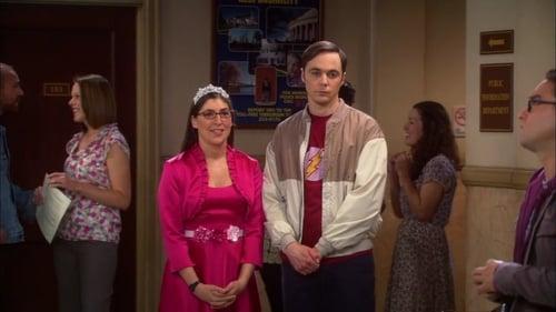 The Big Bang Theory - Season 5 - Episode 24: The Countdown Reflection