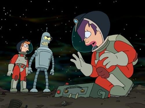 Futurama - Season 1 - Episode 8: A Big Piece of Garbage