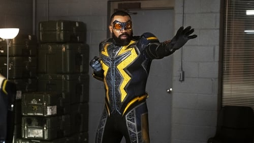 Black Lightning - Season 3 - Episode 15: The Book of War: Chapter Two: Freedom Ain't Free