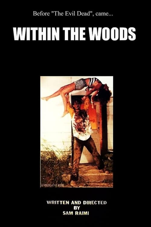 Within the Woods (1978) Poster